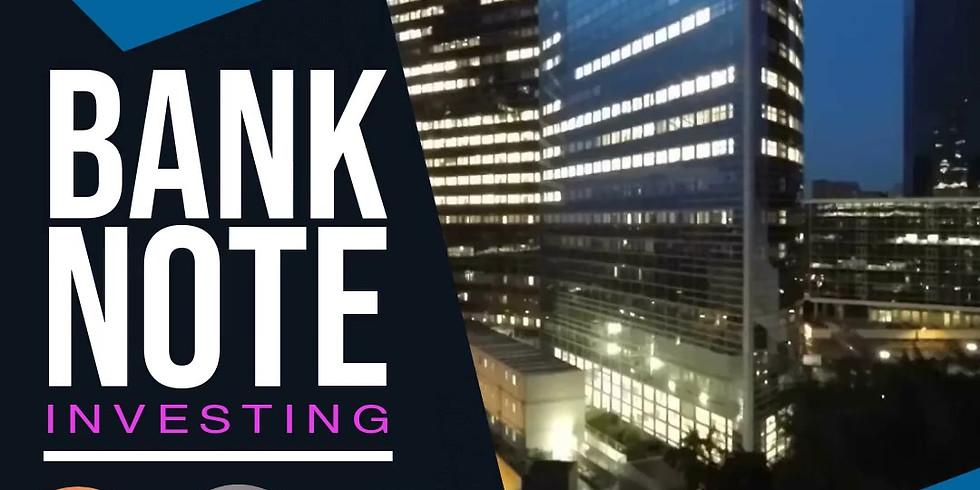 Banknote Investing Webinar - RECORDED VIDEO