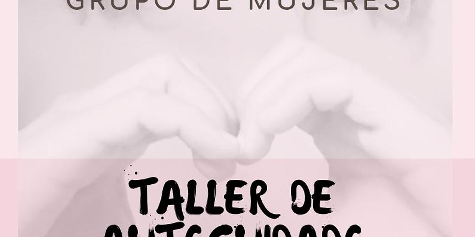 Taller de Autocuidado. Grupo de Mujeres