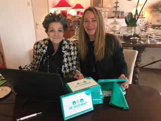 me4yourcare blog (21) Irene Schreuder en Nicolette Mak! De Luizenkap én Nationale Luizendag!!