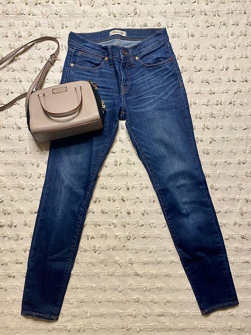 Madewell | High Rise 'Skinny Skinny' Jeans