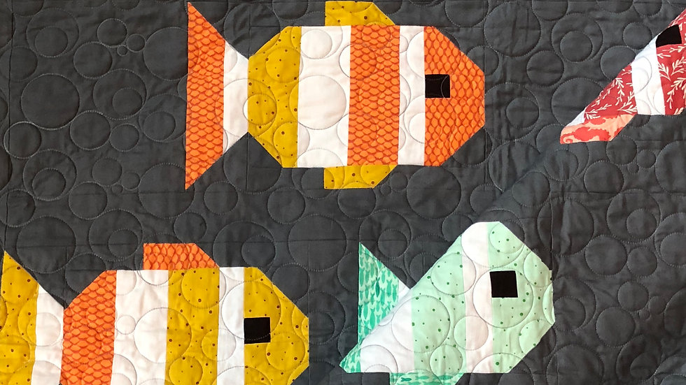 Chuckles Quilt