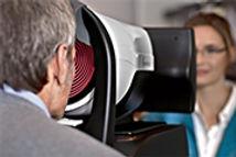 DNEye, Wellenfront Abberometer, Technologie, Zeiss FDT Humphriss, Gesichtsfeldmessung, Augendruckmessung, NCT, Non Contact Tonometrie,