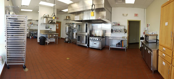 Build Your Business in our Communiy Kitchen