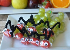 caterpillar party favors from Super Heal