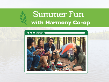 Summer Fun with Harmony Co-op
