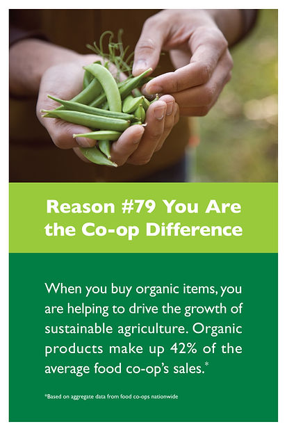 You are the Co-op Difference