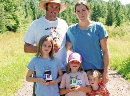 Spirit Creek Farm Grows Community with Harmony Co-op