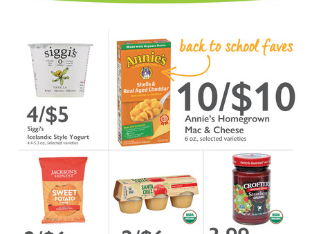 Come check out our new co-op deals!!