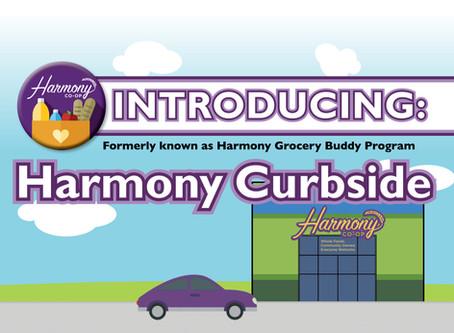 Introducing Harmony Curbside!