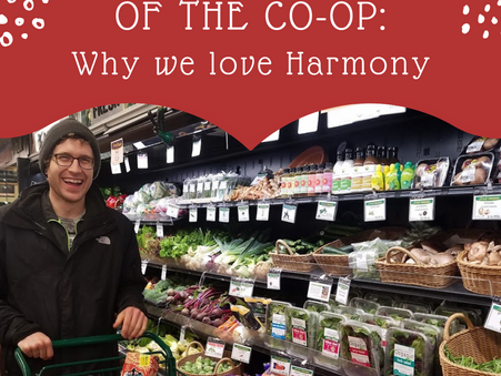 The Heart of the Co-op: Why We Love Harmony