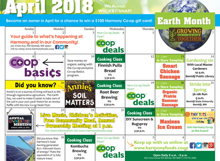 Growing Community Together April 2018
