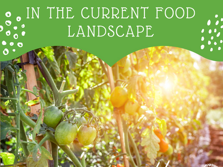 The Value of Choice in the Current Food Landscape