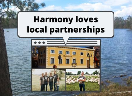 We Love Local Partnerships