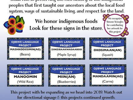 Ojibwe Language Project
