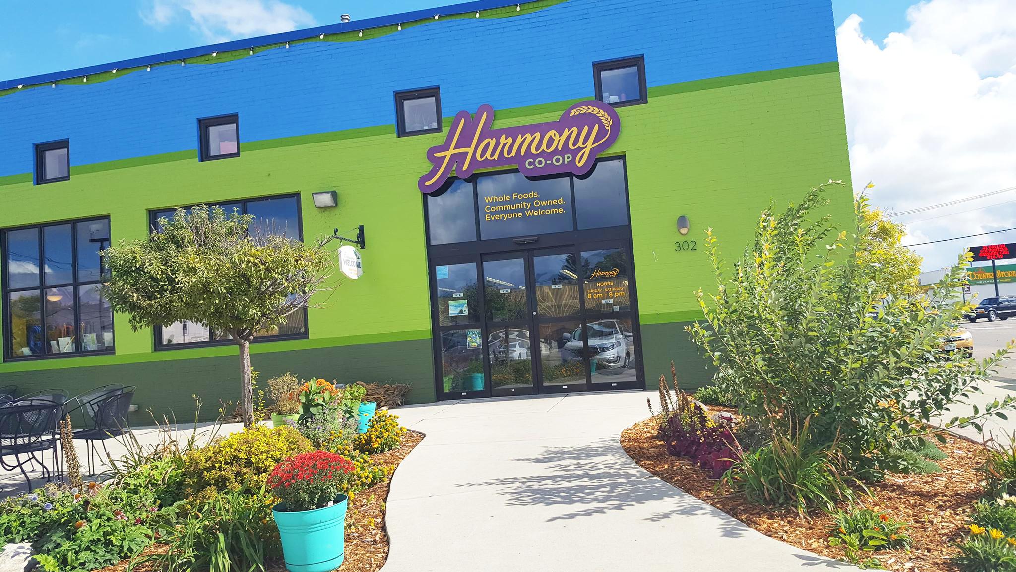 Community Kitchen Bemidji Mn Harmony Natural Foods Coop