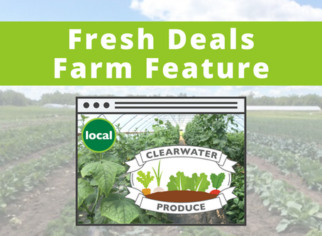 Fresh Deal Features!