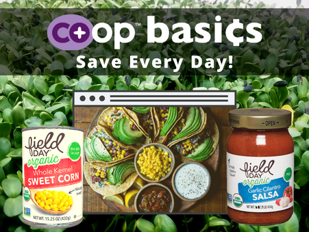 Co-op Basics: Savings You'll Love