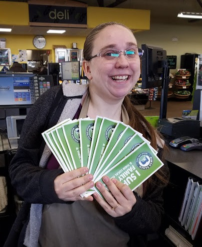 Free Niman Ranch Bumper Stickers at Harmony Coop