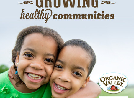 Support National Farm to School Network with Organic Valley Purchases