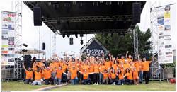 bénévoles Festival du Tonton 2019