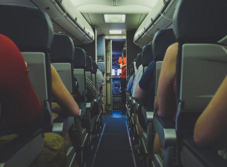 Volando a Cuba