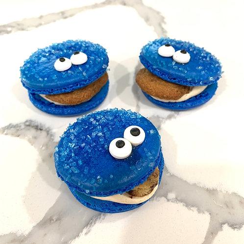 Cookie Monster Macs