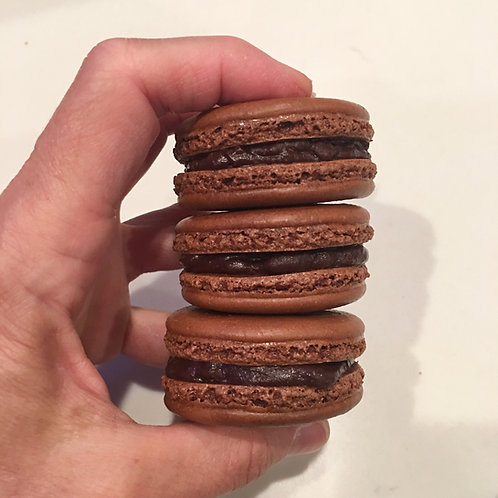 Chocolate & Chocolate Ganache