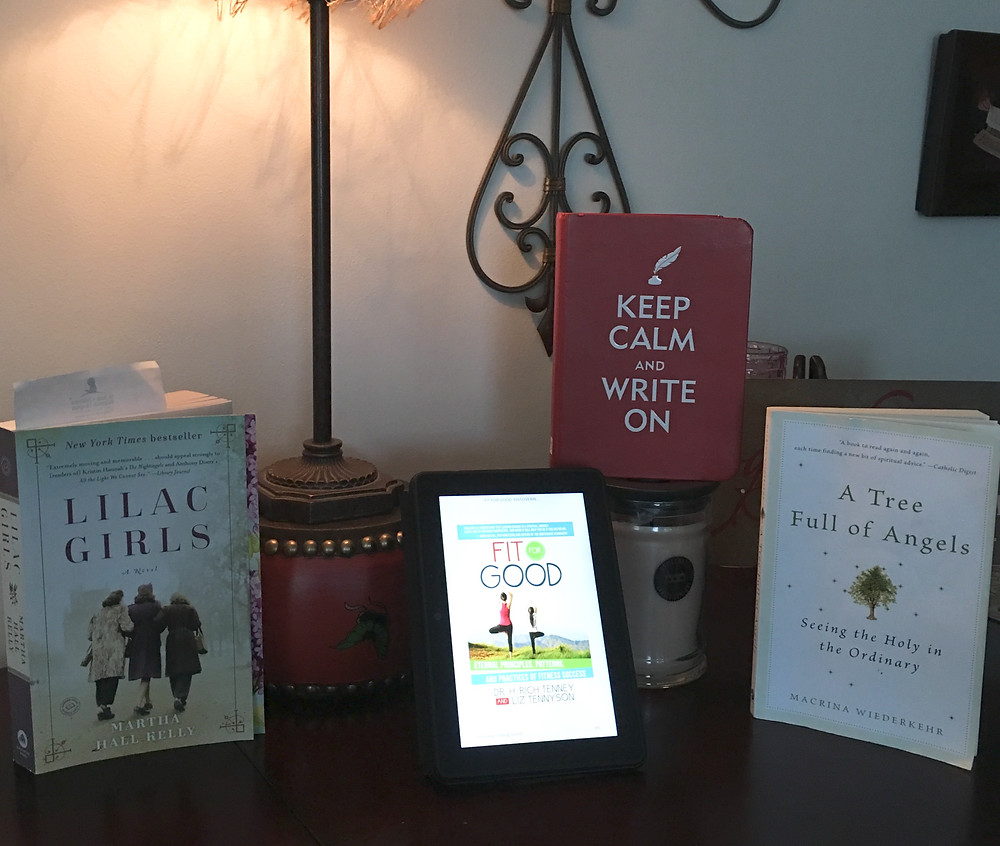 What books are on your nightstand?