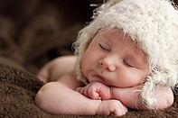 新生児の赤ちゃんの睡眠