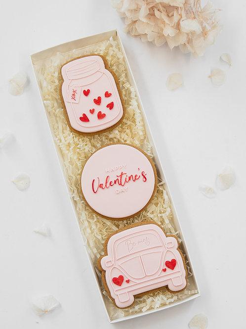 Love Bug Cookie Box