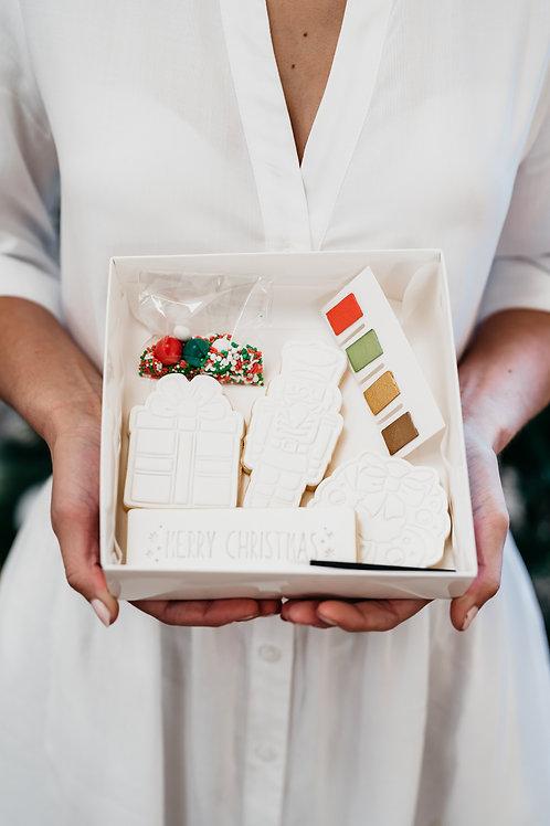 The Nutcracker PYO Cookie Box