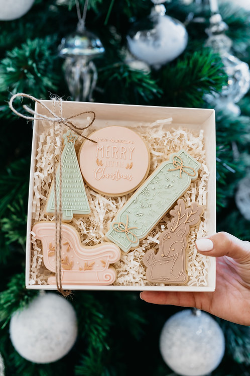 Have Yourself A Merry Little Christmas Box