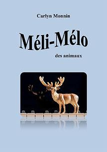 partitions méli-mélo des animaux/ carlyn monnin
