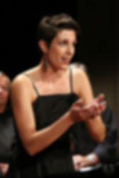 Carlyn Monnin, Soprano suisse jura