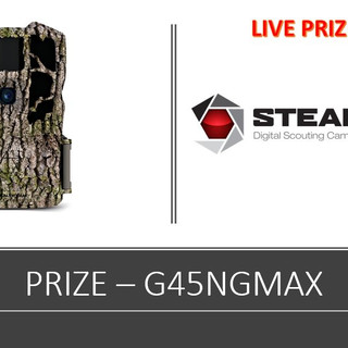 STEALTH CAM - LIVE GIVEAWAY
