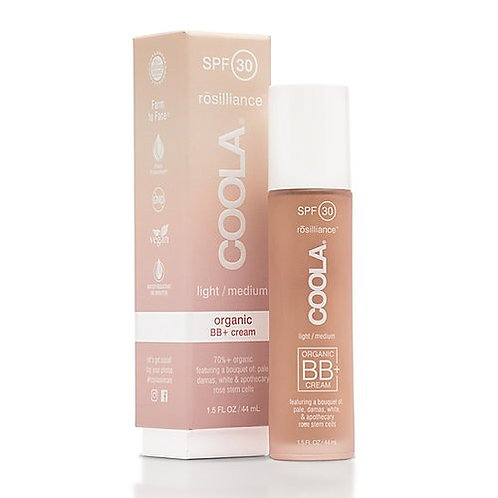 COOLA Rosilliance Mineral BB+ Cream Tinted SPF 30 Light/Medium