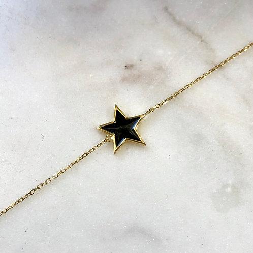 SINGLE STAR bracelet