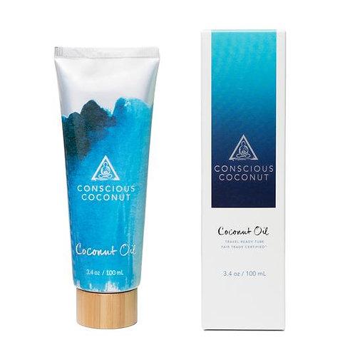 CONSCIOUS COCONUT Coconut Oil Tube