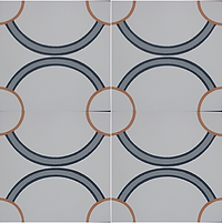 Seattle 8x8 modern circles cement tile encaustic tiles pacific hds collection handmade cement tile shop encaustic tiles moroccan cuban concrete patterned
