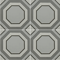 Dublin octagon octagons geometric cement tile encaustic tiles pacific hds collection handmade cement tile shop encaustic tiles moroccan cuban concrete patterned
