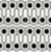 Linda pattern 8x8 cement tile.  Can be custom colored.
