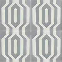Rome Grey cement tile encaustic tiles pacific hds collection handmade cement tile shop encaustic tiles moroccan cuban concrete patterned