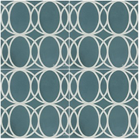 amalia modern interlocking circles cement tile encaustic tiles pacific hds collection handmade cement tile shop encaustic tiles moroccan cuban concrete patterned