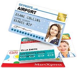 Güvenlikli ID Kartlar
