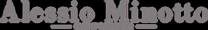 Alessio Minotto logo