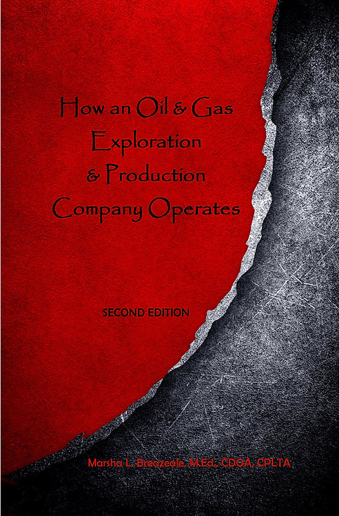 How an Oil & Gas Exploration & Production Company Operates (2nd Ed.)