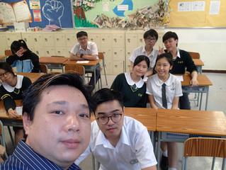 迦密唐賓南紀念中學分享會