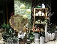 alletimento vetrina retail oggettistica