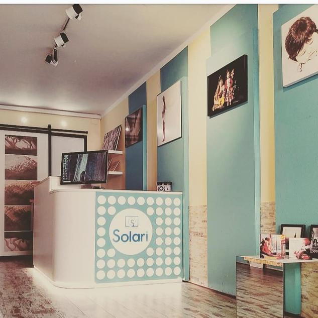Restyling Photo Studio Solari