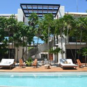 Apartment with  Beach Front and Ocean view-160 sqm, private beach and pool.TV02-